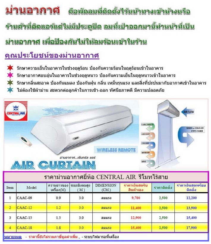 aircurtaincentralair